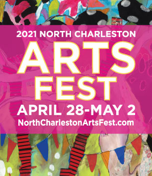 Now we are just two days away!  Come celebrate the arts in North Charleston!