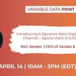 Image for the Tweet beginning: ⭐#VDPMS2021 TAKEAWAY⭐   Ron Jacobs' keynote