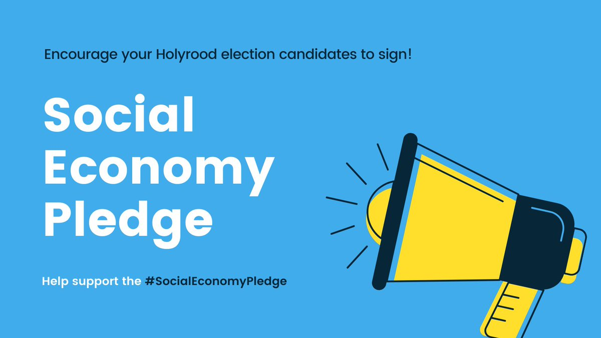 Thanks for highlighting the contribution  of #socialenterprise to local economies across the country in your recent leaders debate @willie_rennie - Have you signed our social economy pledge? https://t.co/vN7T4ggreN
