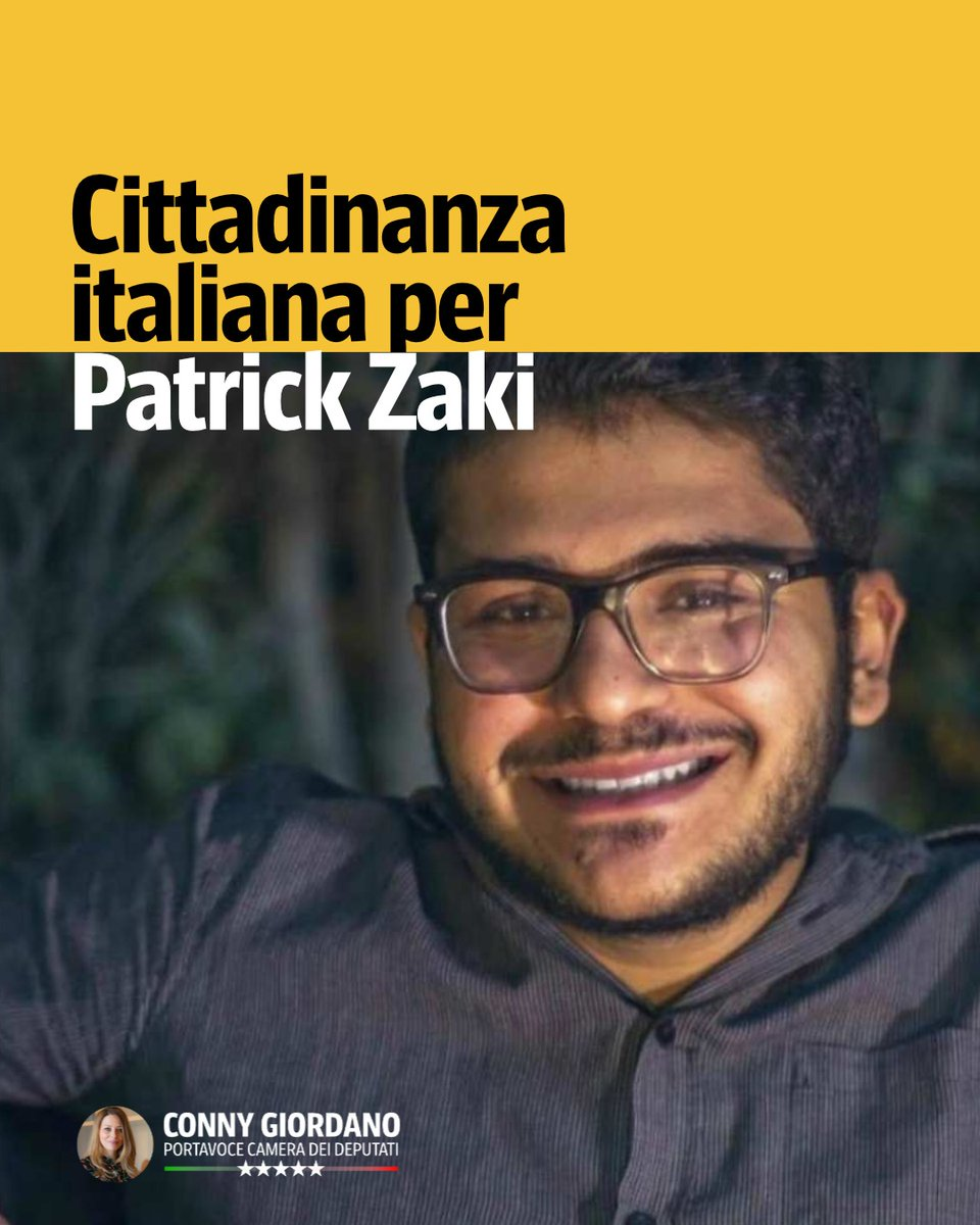 #PatrickZaki