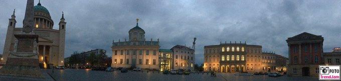 Gedenken an Luftangriff auf die LH_Potsdam am 14. April 1