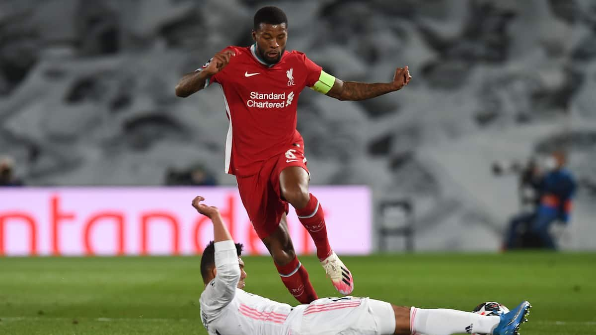Liverpool vs Real Madrid betting stats...  - Liverpool have only won at Anfield twice this year - Madrid and Liverpool have never drawn a game against one another - BTTS has only landed twice in the team's seven meetings 🔴🆚⚪  #LIVRMA #UCL https://t.co/yJkFvGhtyU