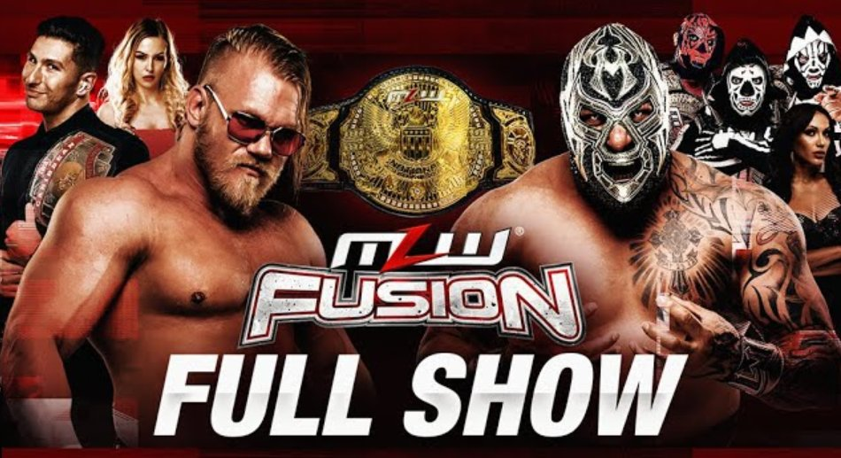 MLW Fusion #128 Results