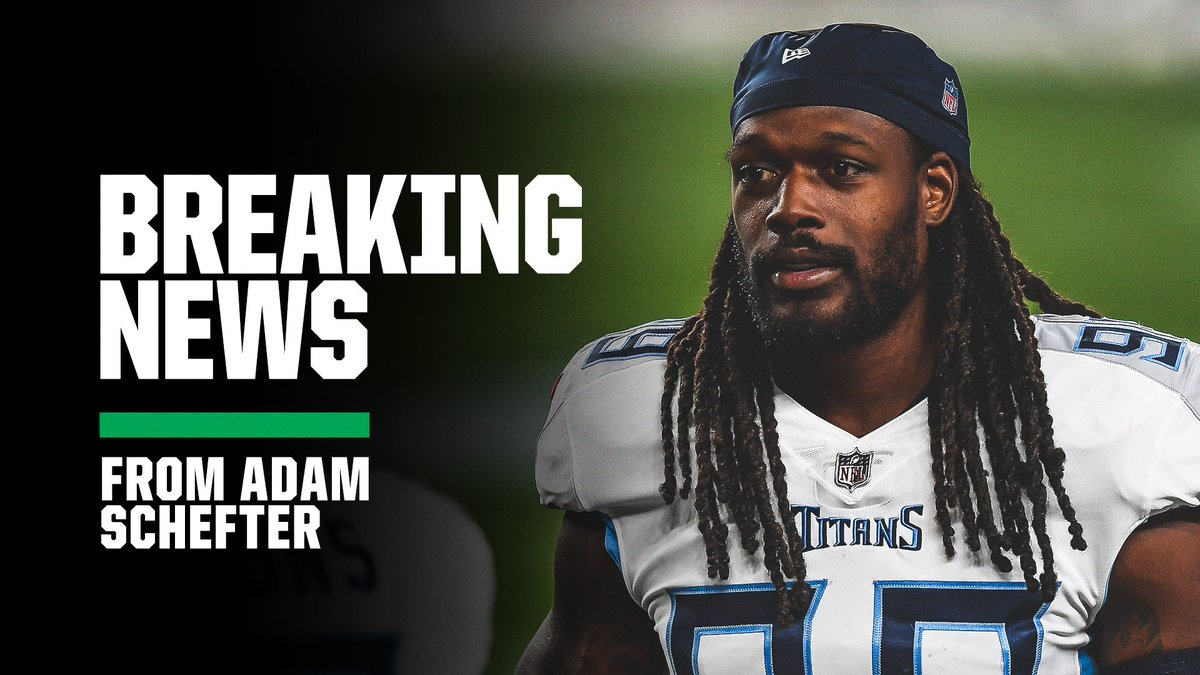 Breaking: The Browns are giving former Titans DE Jadeveon Clowney a one-year deal worth up to $10 million, a source told @AdamSchefter. https://t.co/J6j8xKNqZ6