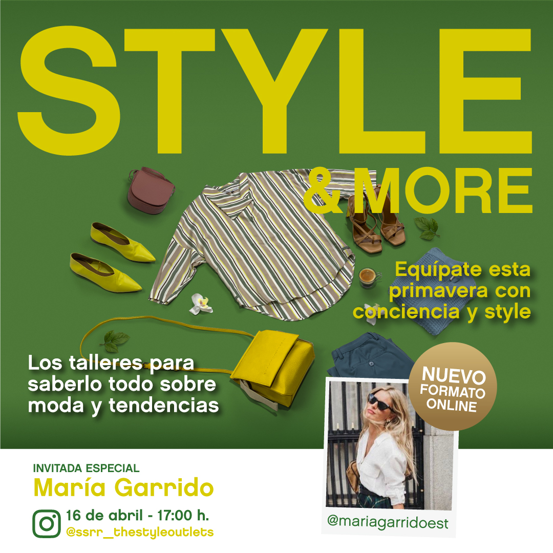 Foto cedida por The Style Outlet