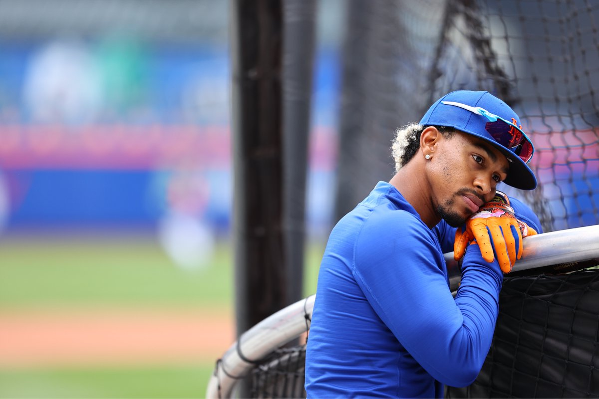 Waiting for first pitch like...