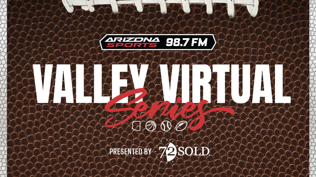 It's the Arizona Sports Valley Virtual Series Presented by 72 Sold, Get Your Price! Hear from your favorite Arizona Sports hosts, special guests, and you will have a chance to win prizes like autographed memorabilia, 2021 Draft hats, and more. Register: https://t.co/QX5c1zFko8 https://t.co/PYMH6stWBS