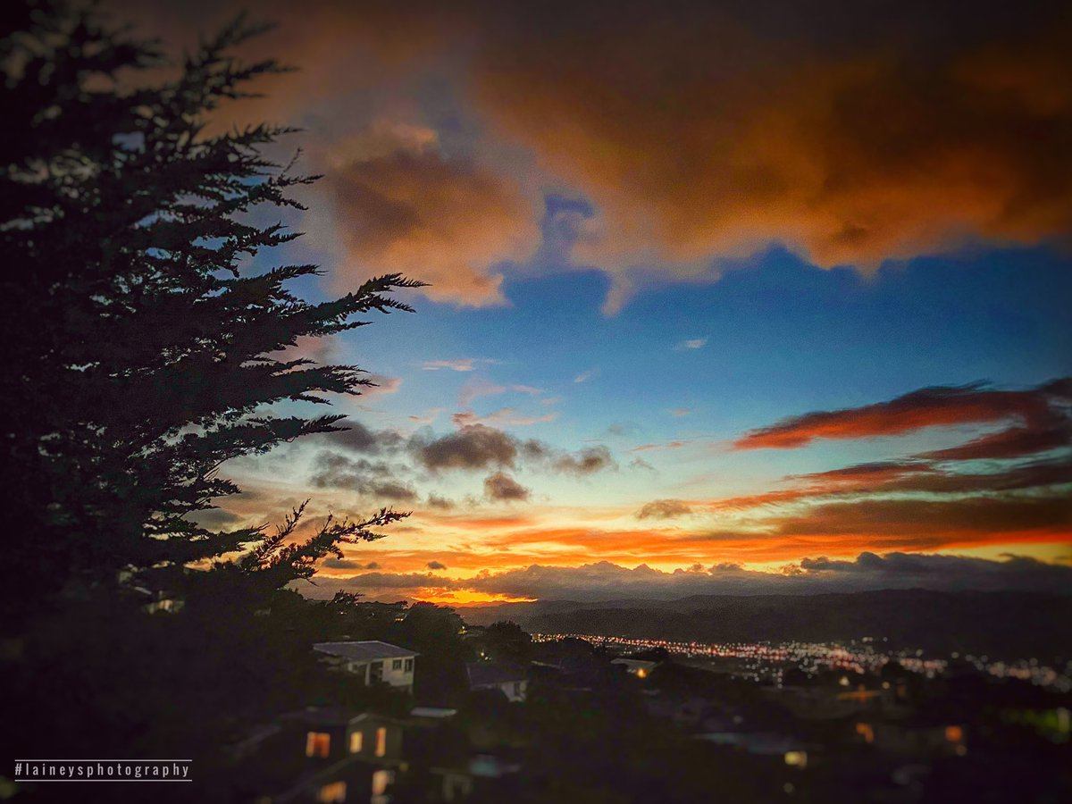 Morning is upon us ...   #huttvalley