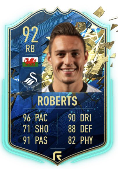 I can't wait @EASPORTSFIFA you better not shaft @ConnorRobs #Swans https://t.co/Vo0wea5M8P