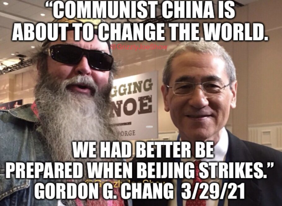 THIS is what we needed; a @GordonGChang meme.  #China #CCP #PRC #CommunistChina #CPAC https://t.co/Br9c0x03zm