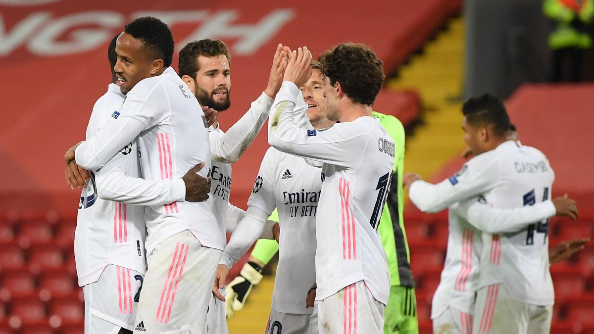 🔀🆚 Nuestro rival en las semifinales de #UCL 👉 @ChelseaFC https://t.co/ZZOR6W2Q1i