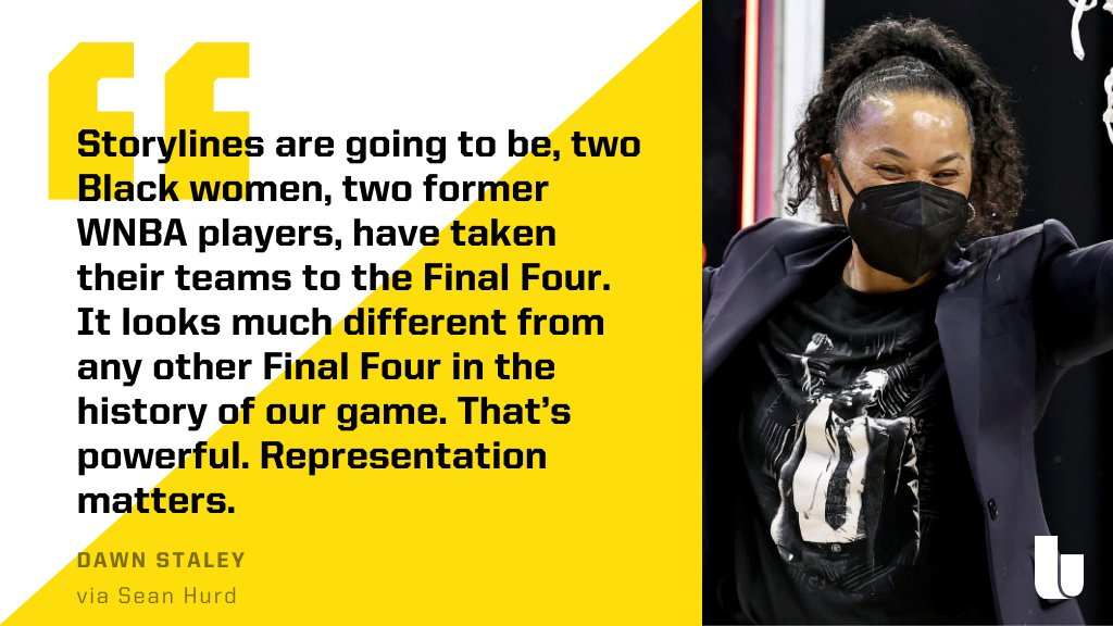 @TheUndefeated's photo on dawn staley
