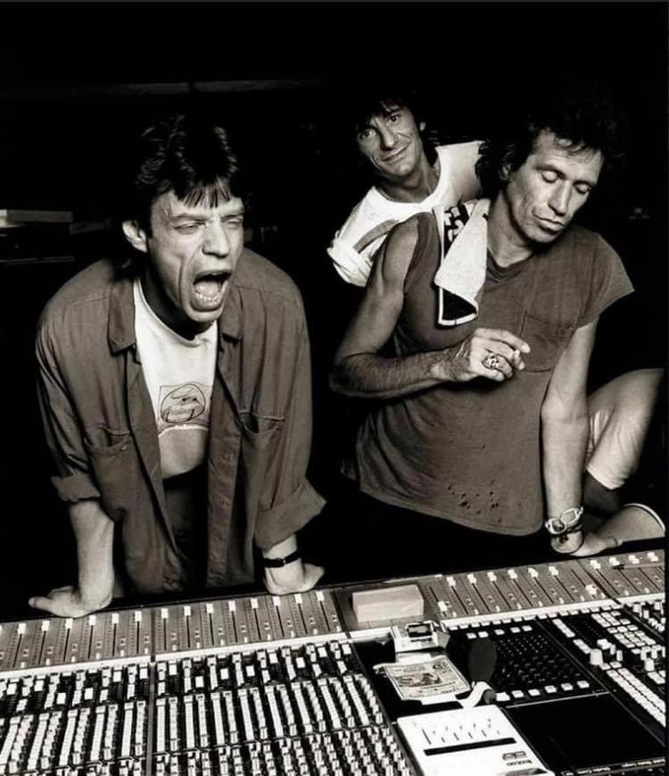 RT @lofcr1: Mick Jagger, Keith Richards & Ronnie Wood https://t.co/KKCQms9GQq