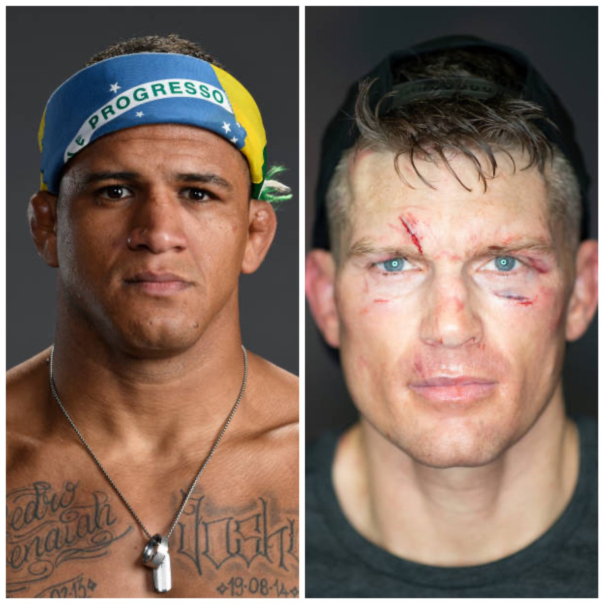 Two of the nicest (and baddest) dudes in the sport have agreed to throw down at UFC 264 on July 10. Gilbert Burns (@GilbertDurinho) vs. Stephen Thompson (@WonderboyMMA) has been verbally agreed to, per Dana White (@danawhite). https://t.co/Lv5uEsxqRb