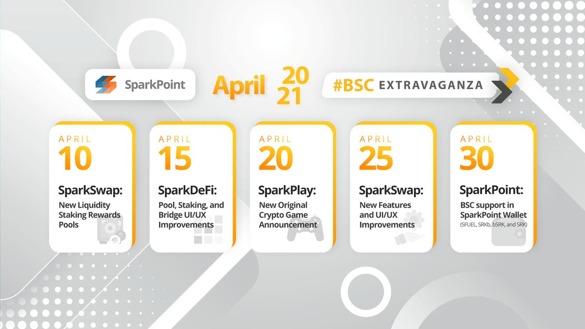 Sparkpoint Srk Staking Pools Cryptocurrency Calendar