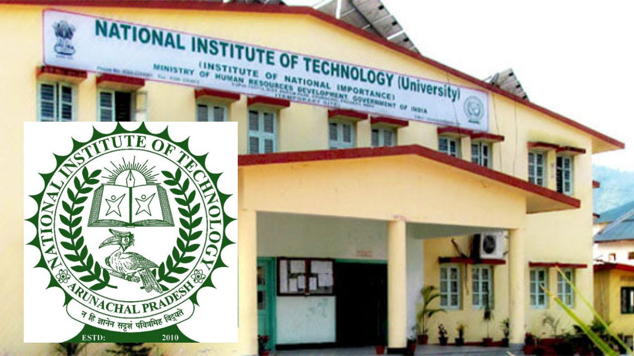 Associate Professor Position at National Institute of Technology Arunachal Pradesh, India