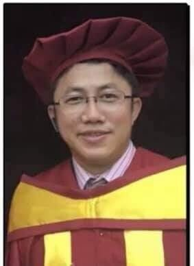 @Reuters Prof. Kyaw Min Soe, Orthopedic Surgeon, was violently abducted (hands were tied behind back & dragged away with a black bag over head) by Military Terrorists around 4:30am after breaking down the door of his residence.  #WhatsHappeninglnMyanmar #Apr3Coup https://t.co/FeAXctWKv9