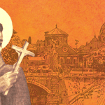 Image for the Tweet beginning: St. Benedict the African was