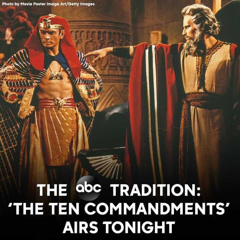 @6abc's photo on Ten Commandments