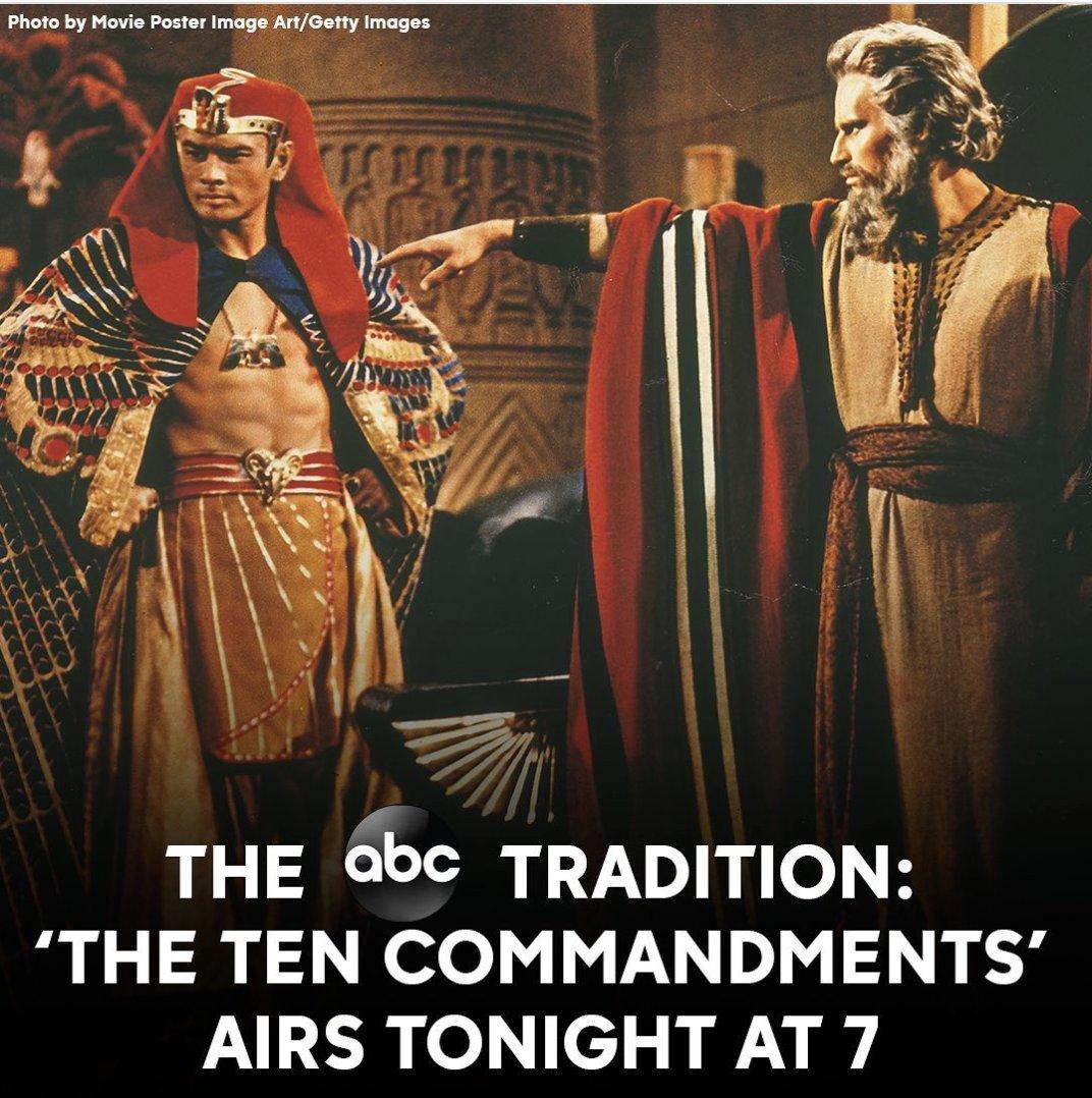 @ABC7NY's photo on Ten Commandments