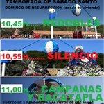 Image for the Tweet beginning: ¡ REMEMOREMOS EL SILENCIO DEL