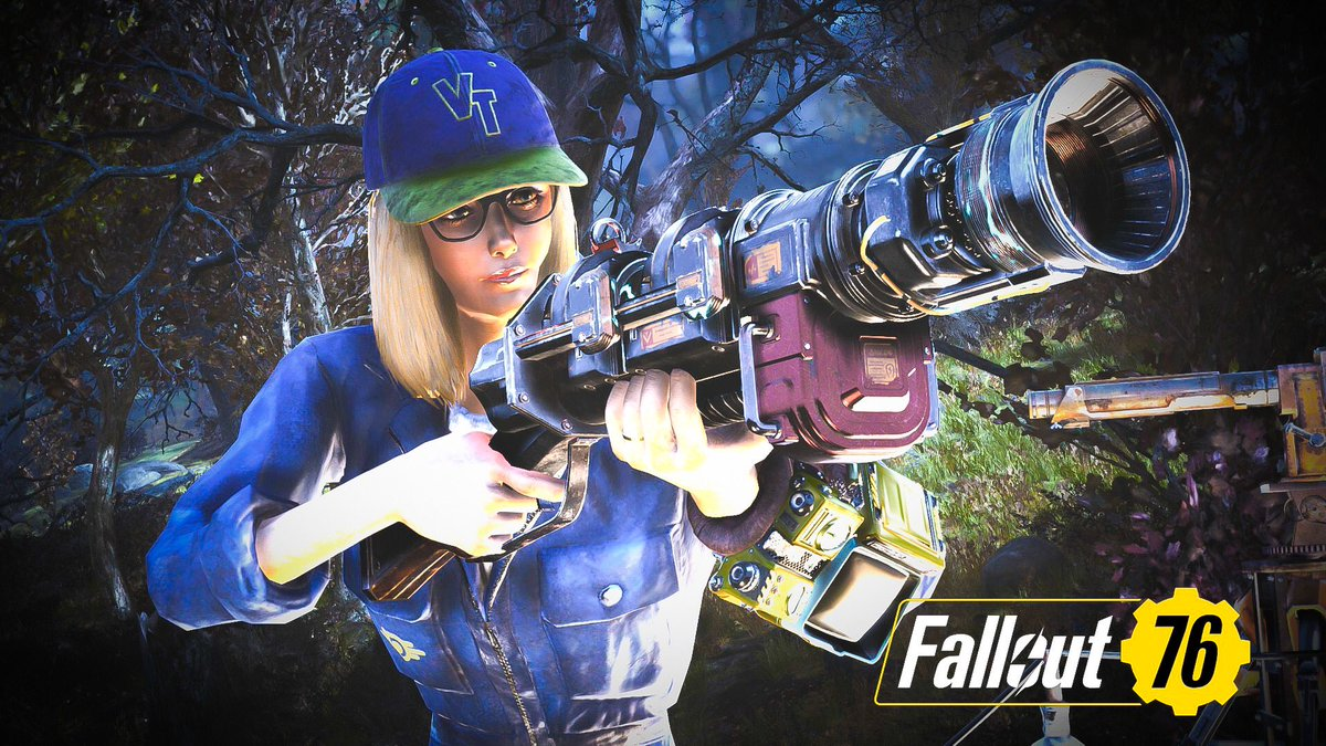 フォール アウト 76 ツイッター Fallout 76 - Wikipedia