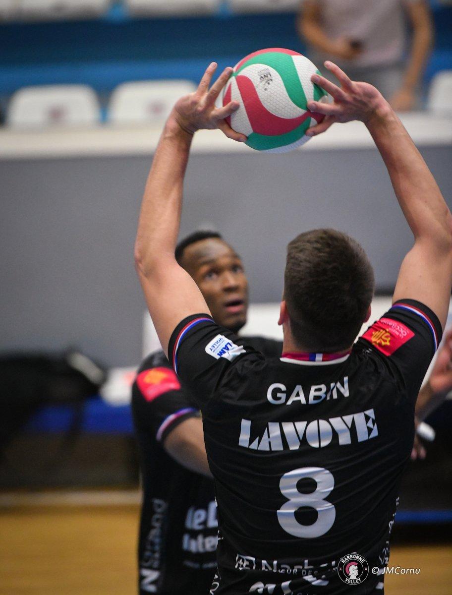 Le Narbonne Volley est nominé à deux reprises pour le trophée des sports de...