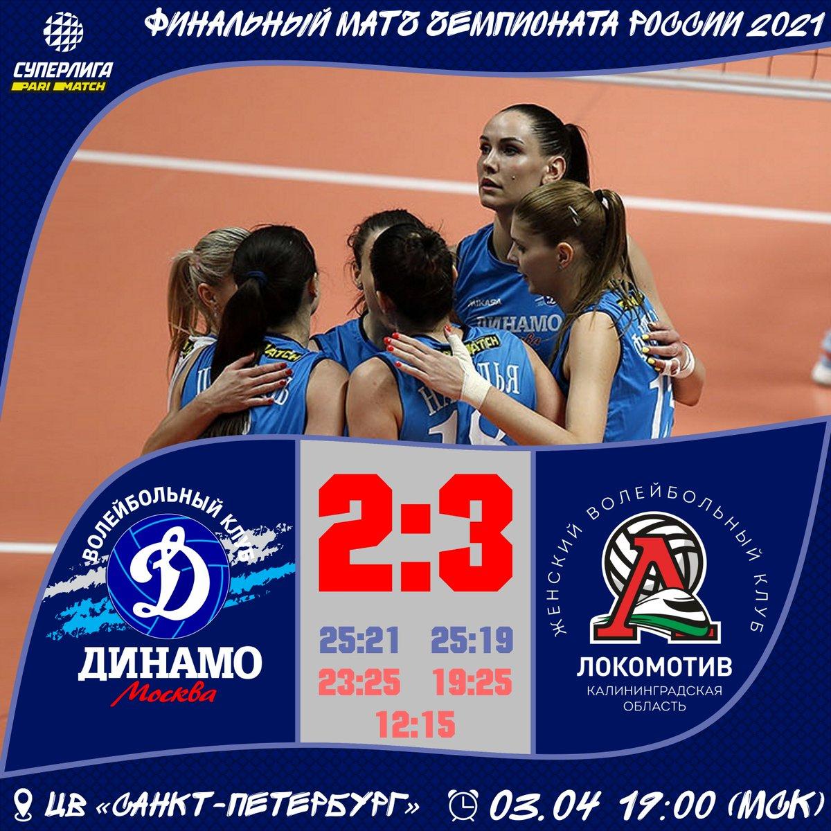 Новости волейбольного клуба динамо москва клубы москвы открыты ли
