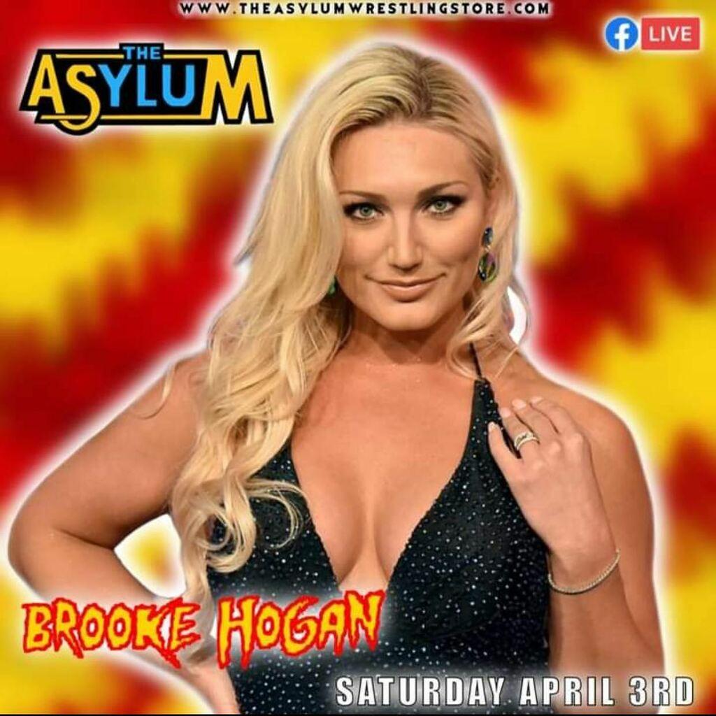 Is hogan now brooke where Brooke Hogan