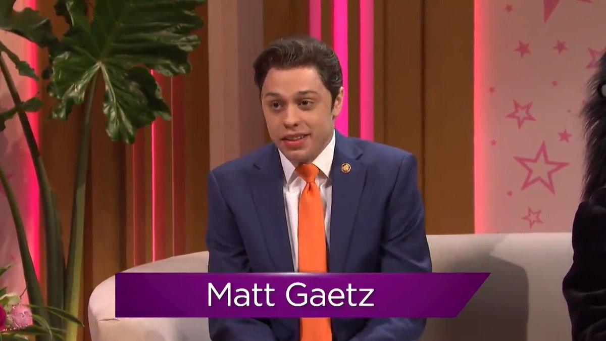 Britney's final guest tonight was Florida Congressman Matt Gaetz. https://t.co/Bde0PgSZuH