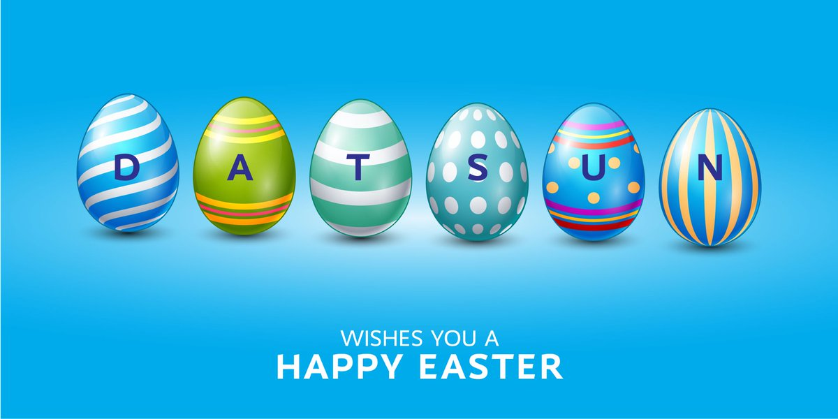 Wishing all your journeys are as sweet as the eggs on Easter. HappyEaster https t.co TOiaBRPuDh