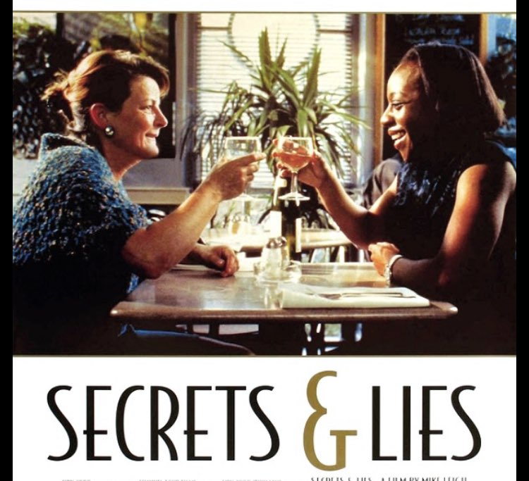 @systerfrida Secrets & lies!!!
