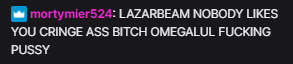 currently pissing off @LudwigAhgren's chat by donating and not letting the stream end https://t.co/TFRwotD8Ra
