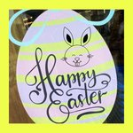 Image for the Tweet beginning: Happy Easter!  Tell us where