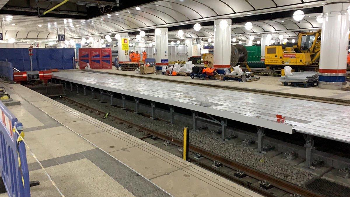 EyImwXLXAAIsGuo?format=jpg&name=medium - Liverpool Street station loses a platform