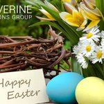 Image for the Tweet beginning: Happy Easter to our team,