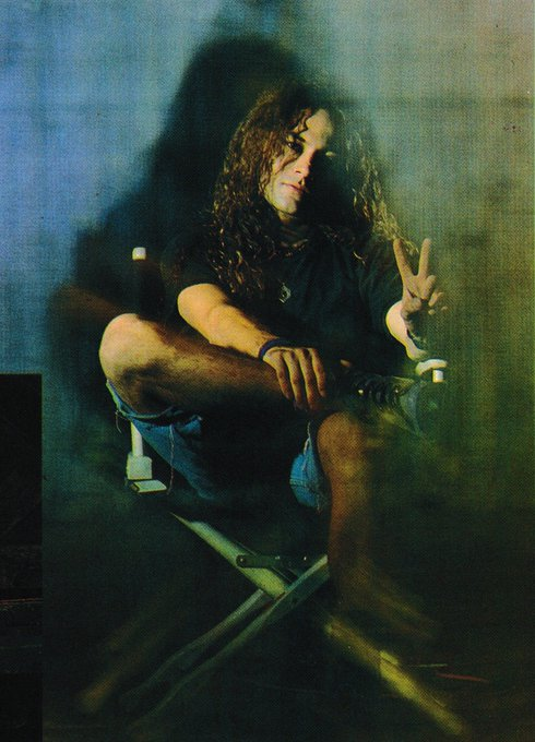 Happy birthday to Mike Starr. You were such a beautiful soul