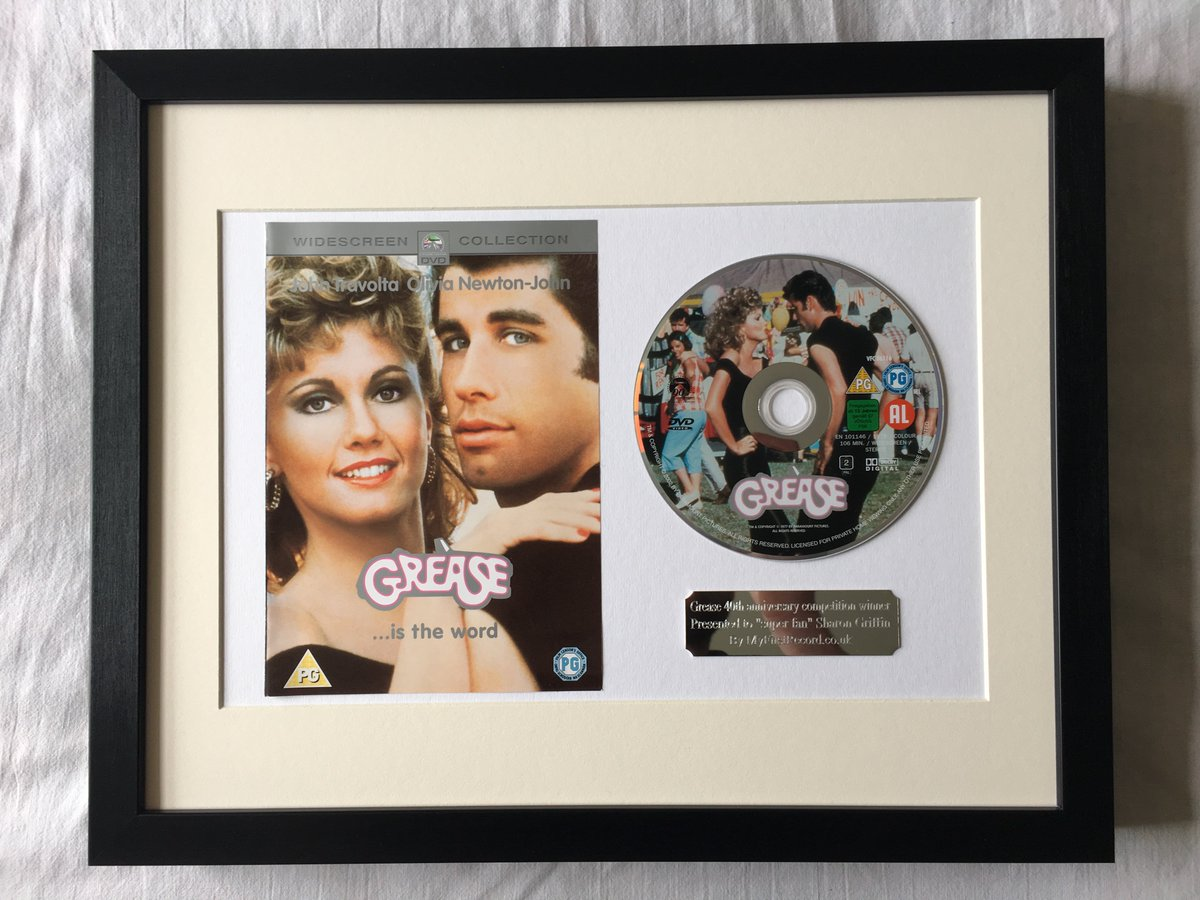 #Grease is the word on Twitter tonight!!......