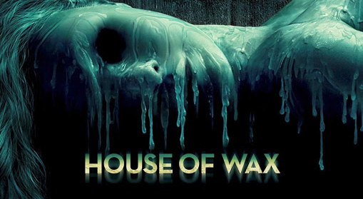 Despite an egregiously bloated run time, HOUSE OF WAX is a solid 00's macabre slasher.  Bone-chilling set design and nasty practical kills allow this to step out of the shadow of its predictably hollow script/teens.  At a tight 90, this would be *chef's kiss*  Streaming:@Tubi https://t.co/GTmjhos3RM