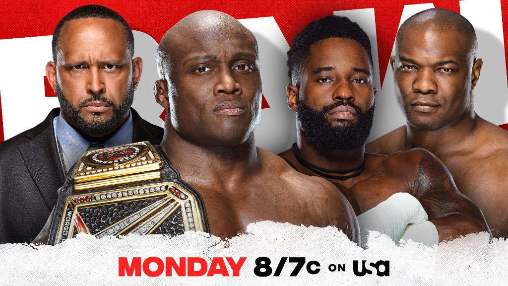 WWE Raw Preview (05/04/21): McIntyre vs Corbin; Lashley vs Alexander 1