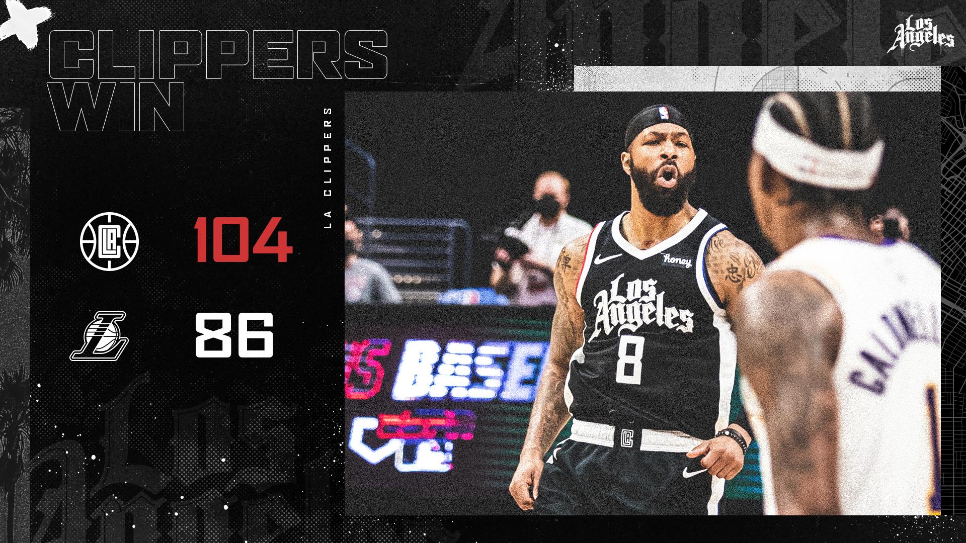 #NBA – Clippers impietosi contro i Lakers senza stelle nel derby pomeridiano