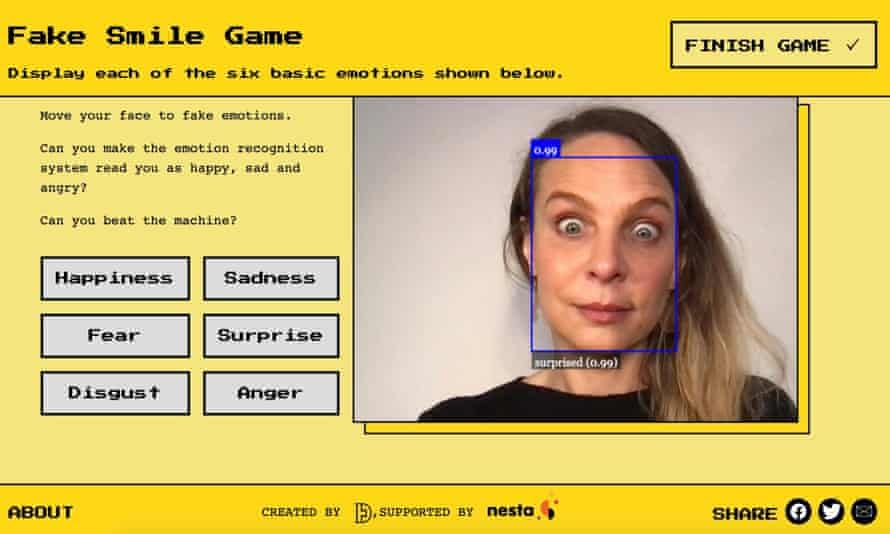 SpirosMargaris: Scientists create #online #games  to show #risks of #AI #EmotionRecognition   #fintech #ArtificialIntelligence #MachineLearning #DeepLearning @NicolaKSDavis @guardian @psb_dc @HaroldSinnott @Ronald_vanLoon @YuHelenYu @DioFavatas @andi_staub @terence_mills