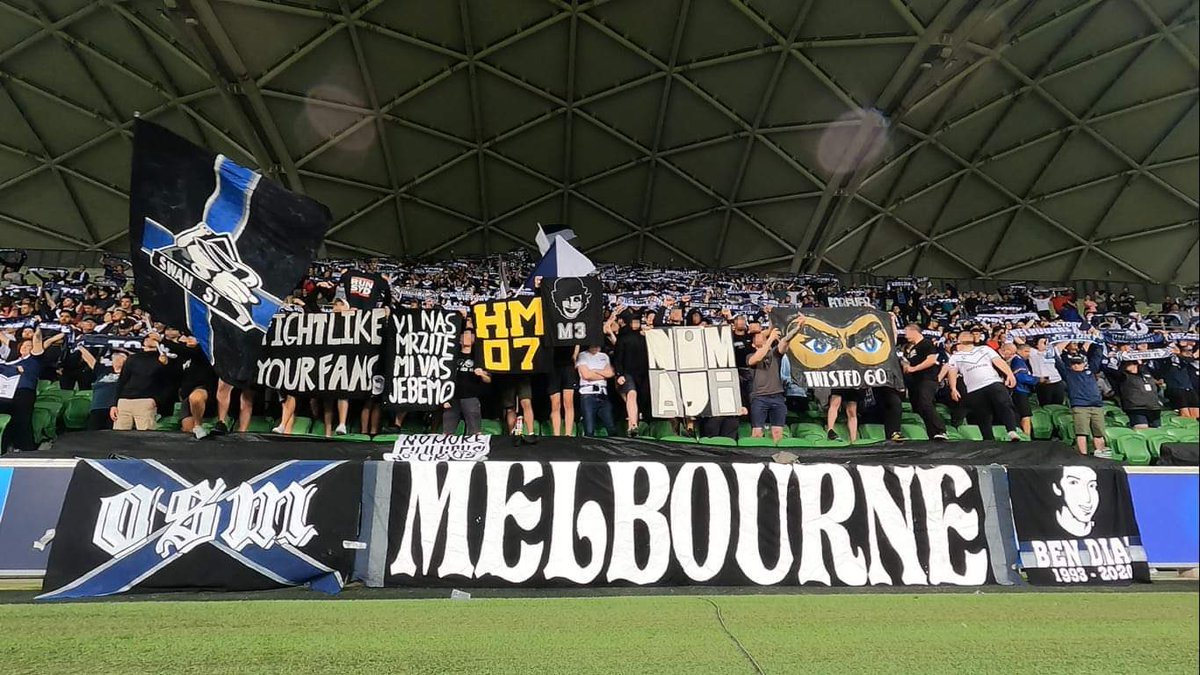 MELBOURNE VICTORY END WINLESS RUN