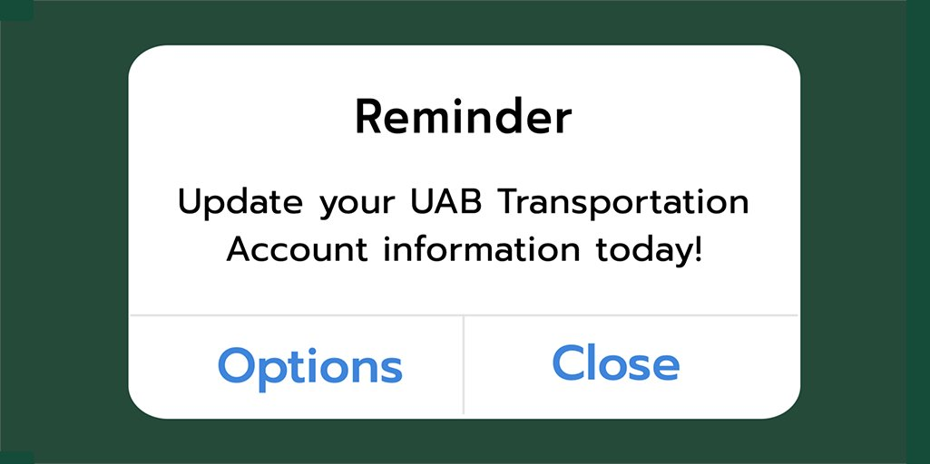 UAB Transportation