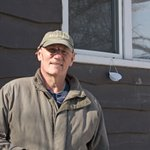 Image for the Tweet beginning: Site foreman Ken Dyck and
