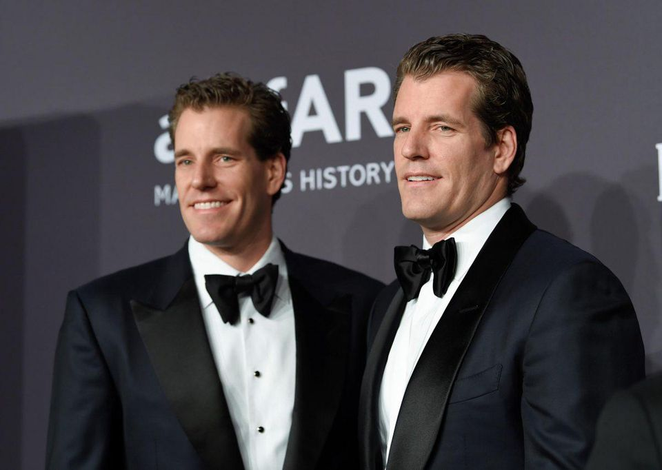 Forbes: The Winklevoss Twins are finally billionaires – here's how: