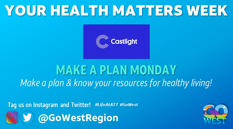Are you using the Castlight app? Earn rewards by exploring your health resources! What's your favorite Castlight feature? #LifeAtATT #YourHealthMattersWeek #GoWest  @DesertSW_ @rockymtn_region @Pacific_Force @OWNsocal @NCAnnihilate @NTX_Market @STXspeaks @BOLDNP @KAMOkonnects