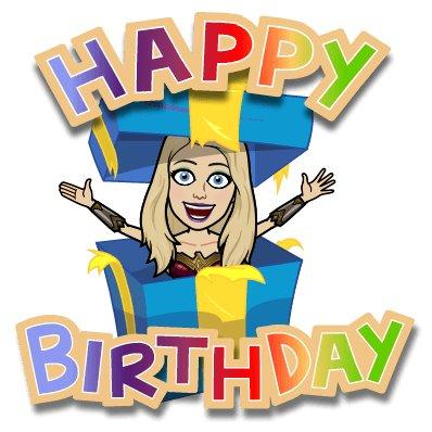 Happy birthday beaut. Have a totesamazeballs day.
