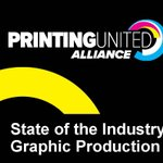 Image for the Tweet beginning: Andy Paparozzi of @PRINTINGUnited hosted