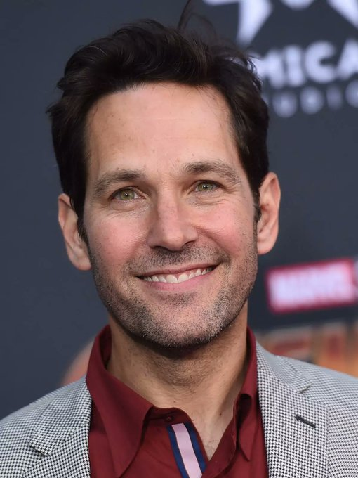 Happy birthday to the beautiful Paul Rudd, the actor who plays Ant Man at the MCU